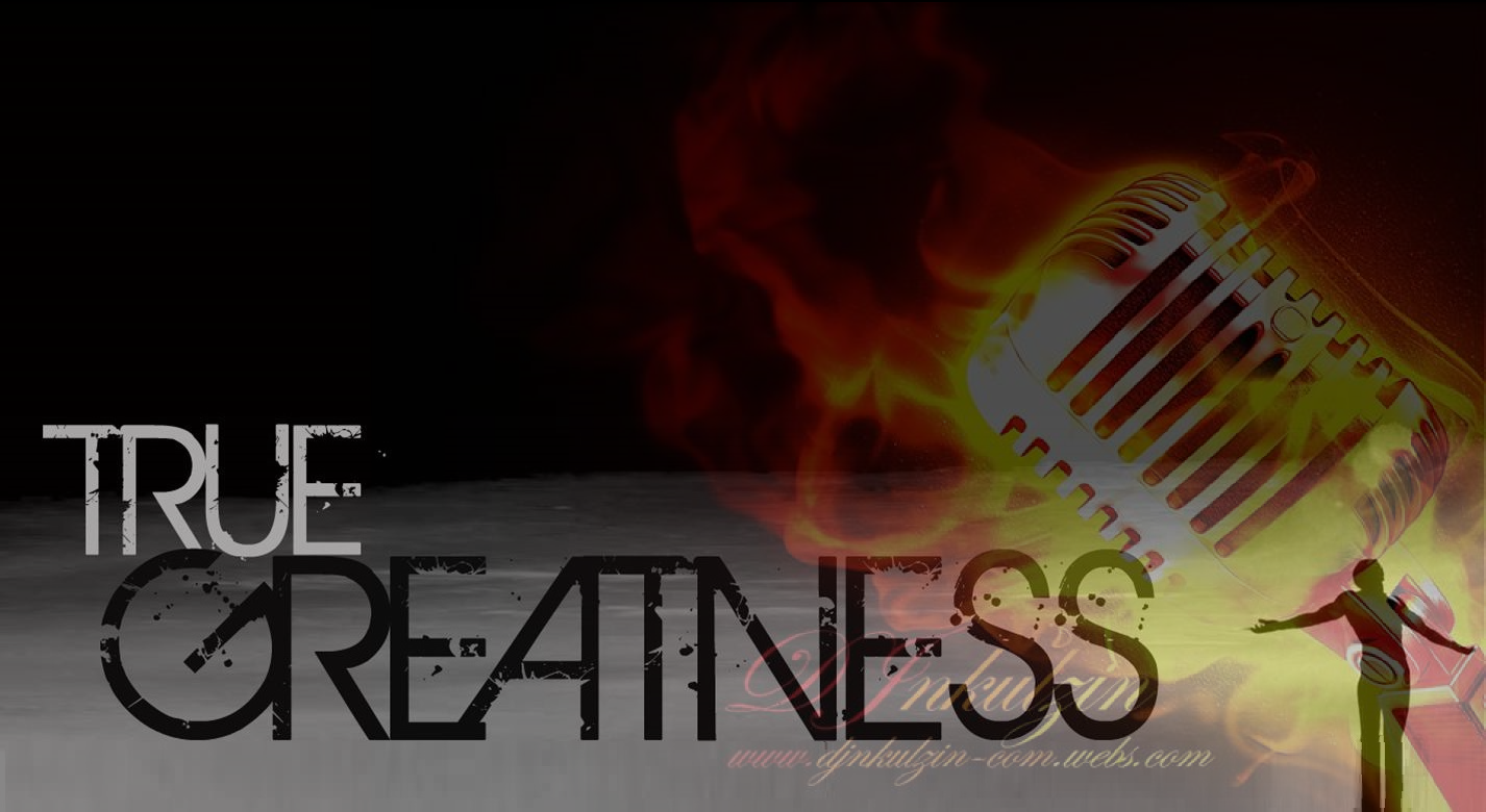 True Greatness Mic Flame